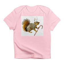 Reindeer Squirrel Infant T-Shirt