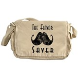 Vintage Flavor Saver Messenger Bag