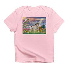 Cloud Angel & English Bulldog Infant T-Shirt