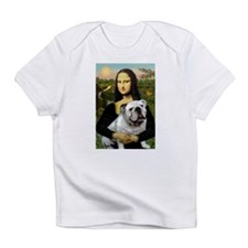 Mona & English Bulldog Infant T-Shirt
