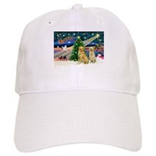Xmas Magic & Golden pair Baseball Cap