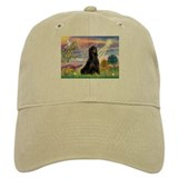 Cloud Angel & Gordon Setter Cap
