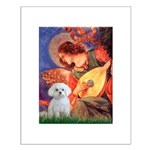 Mandolin Angel / Maltese Small Poster