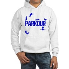 Parkour Crew (Blue) Jumper Hoodie