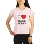 I heart arabian horses Performance Dry T-Shirt