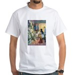 Christmas Tree Fairies White T-Shirt