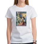 Christmas Tree Fairies Women's T-Shirt