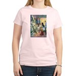 Christmas Tree Fairies Women's Light T-Shirt