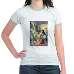 Christmas Tree Fairies Jr. Ringer T-Shirt