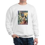 Christmas Tree Fairies Sweatshirt