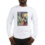 Christmas Tree Fairies Long Sleeve T-Shirt