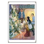 Christmas Tree Fairies Banner