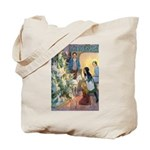 Christmas Tree Fairies Tote Bag