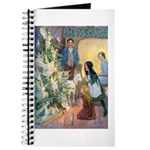 Christmas Tree Fairies Journal