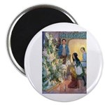 Christmas Tree Fairies Magnet