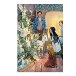 Christmas Tree Fairies Postcards (Package of 8)