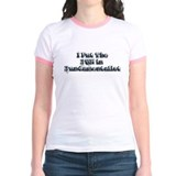 Episcopal Christian Fundamentalist T