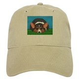 Tri Colored Corgi Baseball Cap