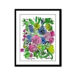 Springtime Framed Panel Print