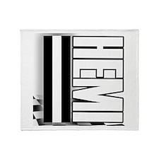 HEMI HEMI Throw Blanket