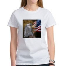 United States Eagle Flag Tee