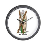 St. Andrew Wall Clock