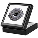Heavy Metal Icon Keepsake Box