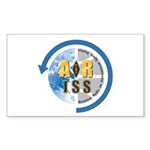 ARISS Sticker (Rectangle 50 pk)