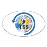 ARISS Sticker (Oval 10 pk)