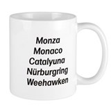 Grand Prix of Weehawken Mug