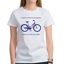 """Bicycle"" Tee"
