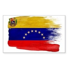 Venezuela Flag Decal