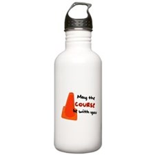 """Rally Cone """"Course Be With Yo Water Bottle"""