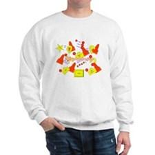 Lots of Signs Sweatshirt