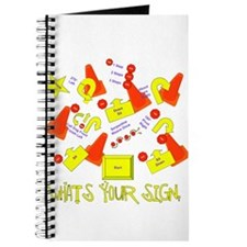 What's Your Sign? Journal