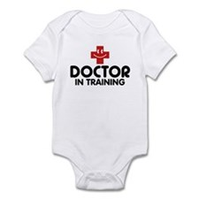 Doctor In Training Infant Bodysuit