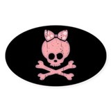 Molly Bow Dot -dist Decal
