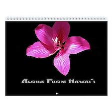 Aloha Wall Calendar