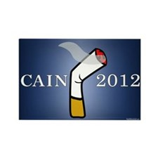 Cain President 2012 Rectangle Magnet