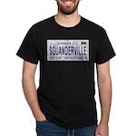 Squanderville Black T-Shirt