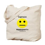 Captain Happypants Tote Bag