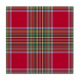 Tartan - MacLeod of Gesto Tile Coaster