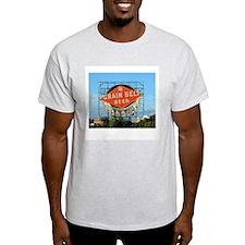 Grain Belt Sign Ash Grey T-Shirt
