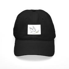Dove Flying Baseball Hat