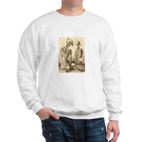 Medical Skeletons and Cadavers Sweatshirt