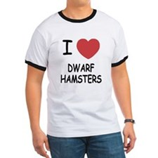 I heart dwarf hamsters T