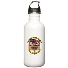 Occupy Wall Street - Time for Change Water Bottle