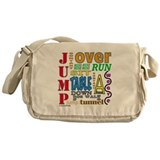 Agility Commands Messenger Bag