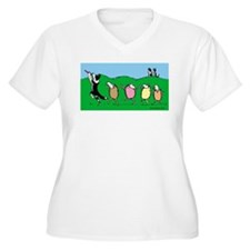 Border Collie Pied Piper T-Shirt