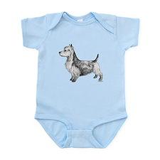Australian Terrier Infant Bodysuit